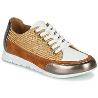 Chaussures Femme Baskets basses Karston CAMINO Marron / Bronze