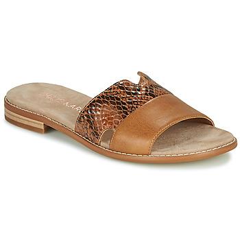 Chaussures Femme Mules Karston XAPLINA Marron
