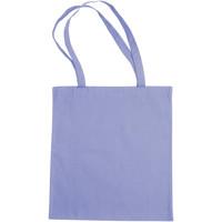 Sacs Cabas / Sacs shopping Bags By Jassz 3842LH Bleu ciel