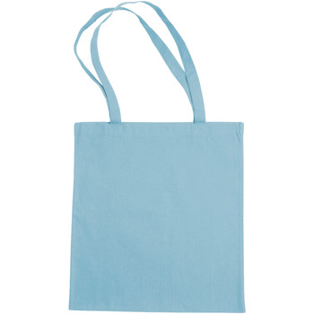 Sacs Cabas / Sacs shopping Bags By Jassz 3842LH Bleu clair