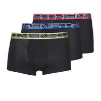 Sous-vêtements Homme Boxers Athena FULL STRETCH X3 Noir
