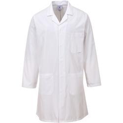 Vêtements Manteaux Portwest PW175 Blanc