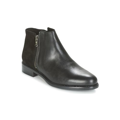 Chaussures Femme Boots Betty London FIANI Noir