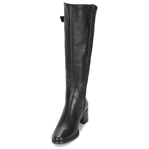 Ville Salina Betty Femme Bottes Noir Chaussures London GUMVqSzp