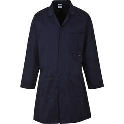 Vêtements Manteaux Portwest  Bleu marine