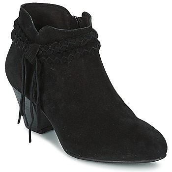 Chaussures Femme Bottines Betty London CROUTILLE Noir