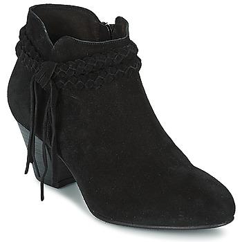 Bottines / Boots Betty London CROUTILLE Noir 350x350