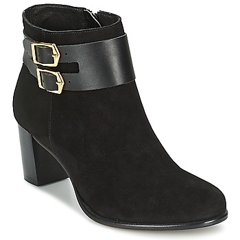 Chaussures Femme Bottines Betty London MAIORCA Noir