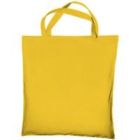 Sacs Cabas / Sacs shopping Bags By Jassz 3842SH Jaune