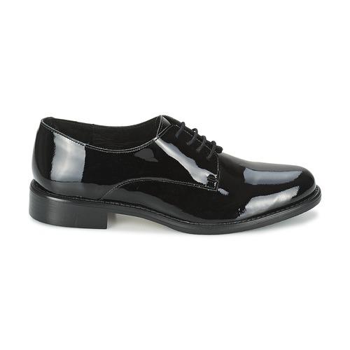 Betty London Caxo Noir - Livraison Gratuite- Chaussures Derbies Femme 5950