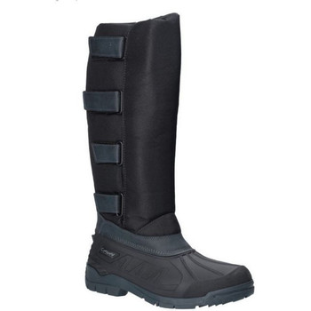 Chaussures Homme Boots Cotswold  Noir