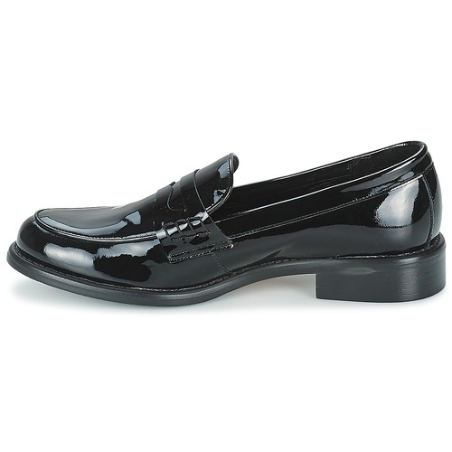 Mocassins London Femme Noir Betty Maglit rCoedxB