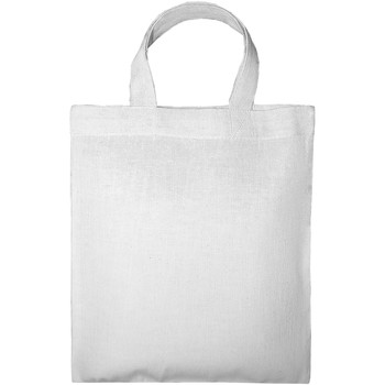 Sacs Cabas / Sacs shopping Bags By Jassz 2226SH Blanc