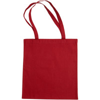Sacs Cabas / Sacs shopping Bags By Jassz 3842LH Rouge