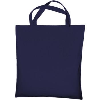 Sacs Cabas / Sacs shopping Bags By Jassz 3842SH Bleu foncé