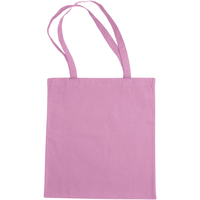 Sacs Cabas / Sacs shopping Bags By Jassz 3842LH Rose clair
