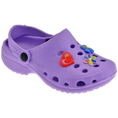 Chaussures Fille Sandales et Nu-pieds Medori SandaliSabot violet
