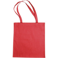 Sacs Cabas / Sacs shopping Bags By Jassz 3842LH Rouge clair