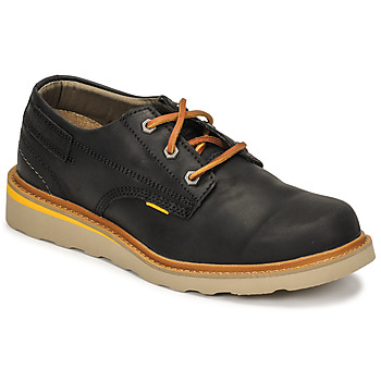 Chaussures Homme Derbies Caterpillar JACKSON LOW Noir