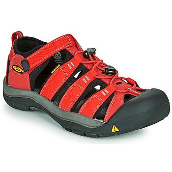 Chaussures Enfant Sandales sport Keen NEWPORT H2 Rouge