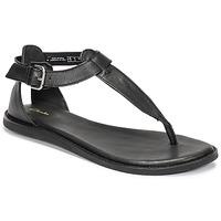 Chaussures Femme Sandales et Nu-pieds Clarks KARSEA POST Noir