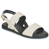 Chaussures Femme Sandales et Nu-pieds Clarks KARSEA STRAP Blanc