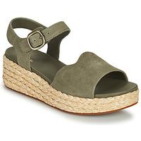 Chaussures Femme Sandales et Nu-pieds Clarks KIMMEI WAY Kaki