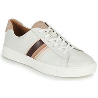 Chaussures Femme Baskets basses Clarks UN MAUI BAND Blanc