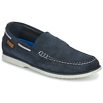 Chaussures Homme Chaussures bateau Clarks NOONAN STEP Bleu