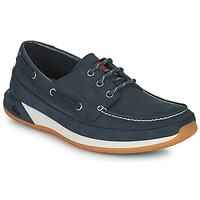 Chaussures Homme Chaussures bateau Clarks ORMAND BOAT Bleu