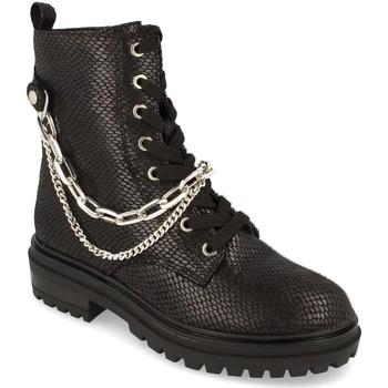 Chaussures Femme Boots Buonarotti 1CE-0491 Negro
