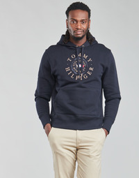 Vêtements Homme Sweats Tommy Hilfiger ICON COIN HOODY Marine