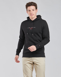Vêtements Homme Sweats Tommy Hilfiger ESSENTIAL TOMMY HOODY Noir