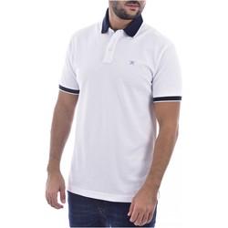 Vêtements Homme T-shirts & Polos Hackett HM562698 Blanc