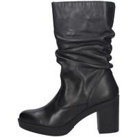Chaussures Femme Bottes ville Imac 606160 NOIR