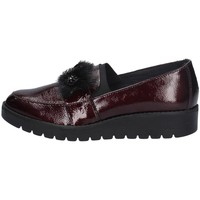 Chaussures Femme Slip ons Imac 605350 BORDEAUX
