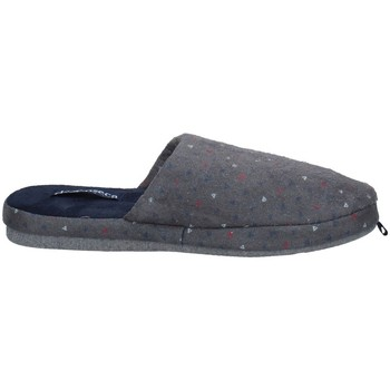 Chaussures Homme Chaussons De Fonseca ROMA TOP I M610 GRIS