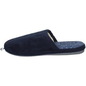 Chaussures Homme Chaussons De Fonseca ROMA TOP I M610 BLEU