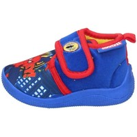 Chaussures Garçon Chaussons bébés De Fonseca PESCARA K80_1 BLEU