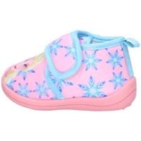 Chaussures Garçon Chaussons bébés De Fonseca PESCARA I G585 ROSE