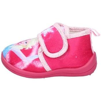 Chaussures Garçon Chaussons bébés De Fonseca PESCARA I G585 FUCHSIA