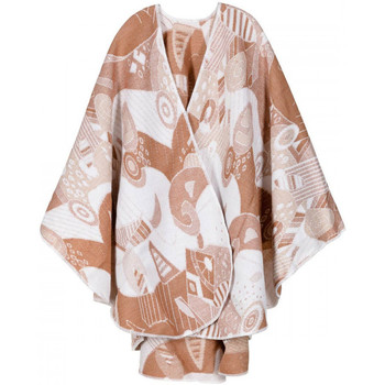 Vêtements Femme Pulls Qualicoq Poncho Betsy Beige