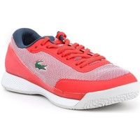 Chaussures Femme Baskets basses Lacoste LT Pro Rouge