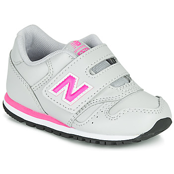 Chaussures Fille Baskets basses New Balance 373 Gris