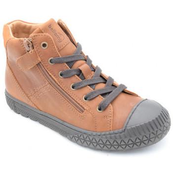 Chaussures Garçon Boots Bellamy faya Marron