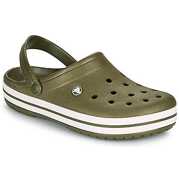 Chaussures Sabots Crocs CROCBAND Kaki