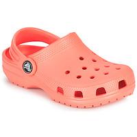 Chaussures Enfant Sabots Crocs CLASSIC CLOG K Orange