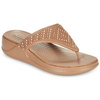 Chaussures Femme Tongs Crocs CROCS MONTEREY SHIMMER WGFPW Bronze