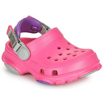 Chaussures Fille Sabots Crocs CLASSIC ALL-TERRAIN CLOG K Rose