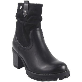 Chaussures Femme Bottines Deity 18359 YQB noir Noir